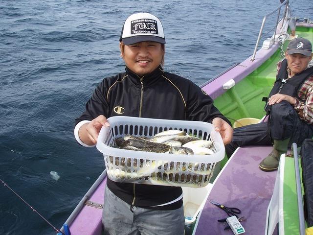 2009.10.19(月) 58匹・白石さん!