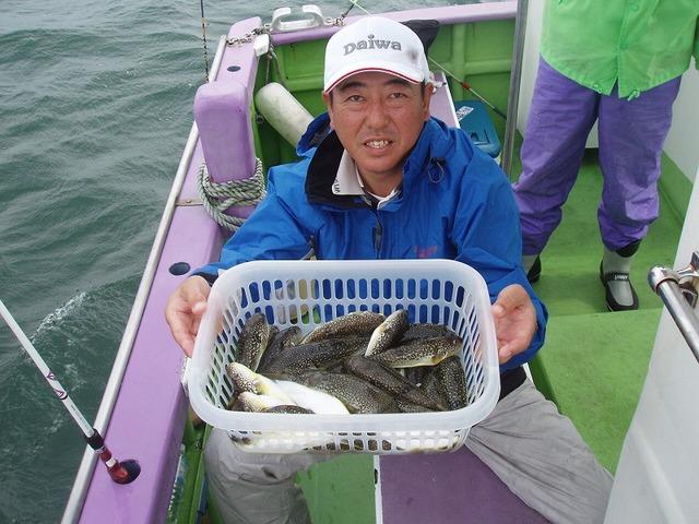 2009.10.20(火) 3番手・28匹・小寺さん!