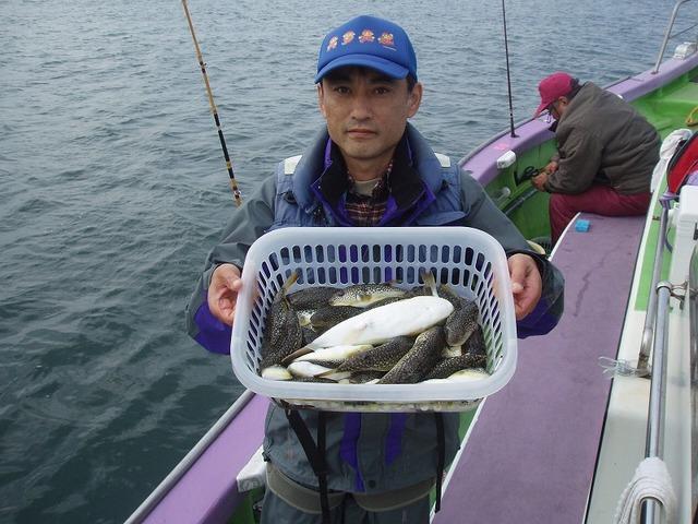 2009.10.23(金) 竿頭・41匹・田辺さん!