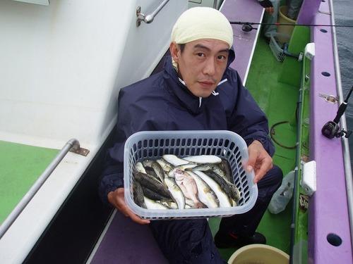 2008.10.23(木) 3番手・26匹・深井さん!
