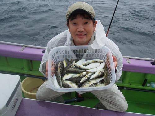 2008.10.23(木) 竿頭・49匹・北山さん!