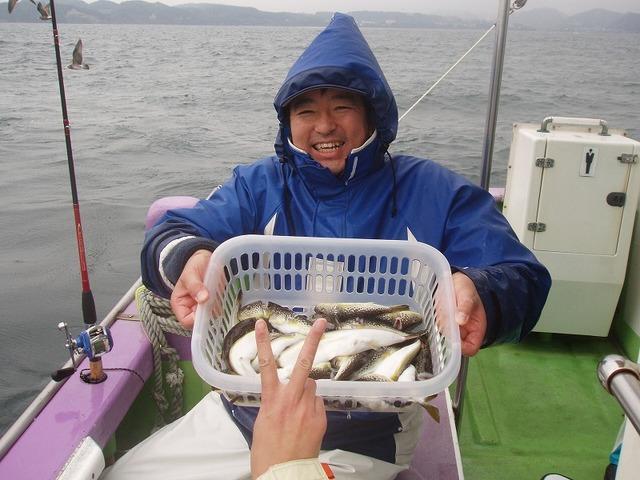 2009.10.25(日) 3番手・32匹・神長さん!