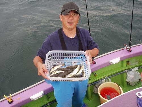 2008.10.26(日) 竿頭・27匹・山本さん!