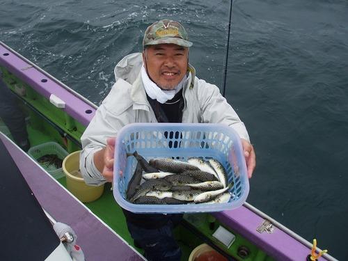 2008.10.26(日) 2番手・26匹・坂下さん!