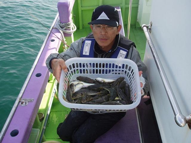 2009.10.28(水) 初挑戦で28匹・飯田さん!