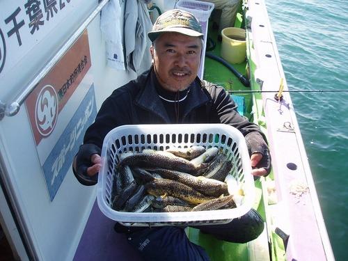 2008.10.28(火) 竿頭・50匹・坂下さん!