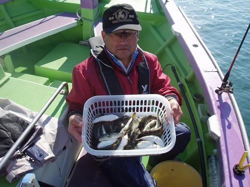 2008.10.28(火) 26匹釣った川路さん!
