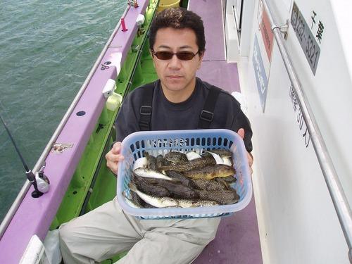 2008.10.29(水) 竿頭・44匹・菊池さん!