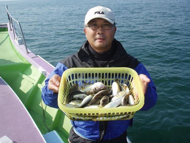 2009.10.30(金) 竿頭・42匹・金井さん!