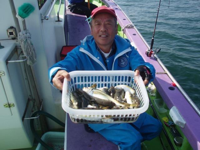 2009.10.30(金) 2番手・41匹・丸山さん!