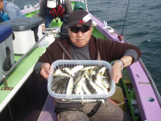 2009.10.31(土) 2番手・96匹・西沢さん!