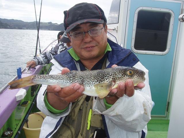 2009.11.2(月) 特大の34cm・川村さん!