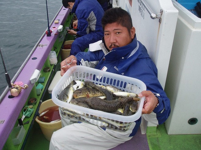 2009.11.2(月) 初挑戦で大健闘の87匹・東風さん!