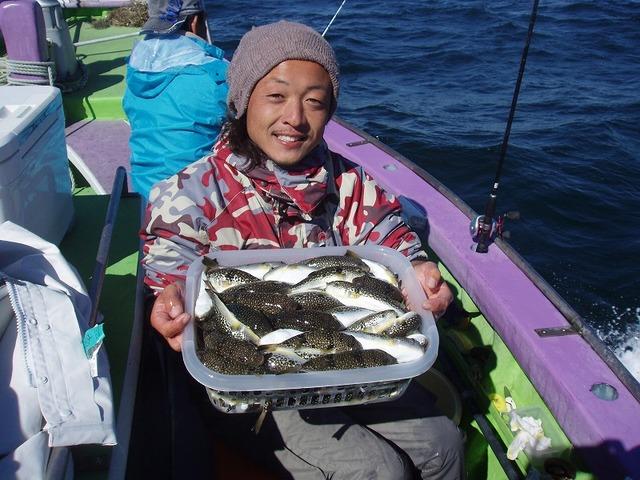 2009.11.3(火) 竿頭・93匹・熊ちゃん!