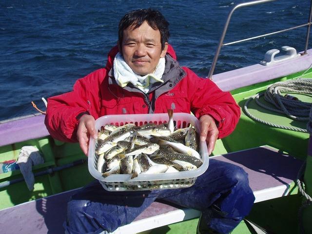 2009.11.3(火) 2番手・84匹・今関さん!