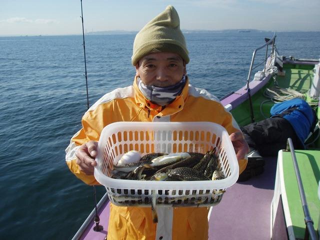 2009.11.4(水) 竿頭・30匹・蛭田さん!