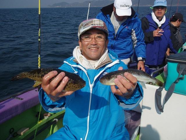 2009.11.7(土) 竿頭・28匹・上村さん!