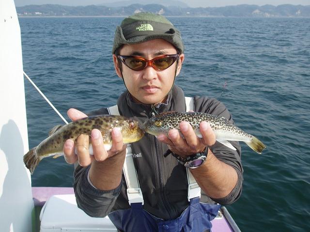 2009.11.7(土) 3番手・初挑戦で23匹・原田さん!