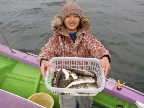 2008.11.9(日) 竿頭・29匹・熊田さん!