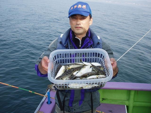 2009.11.10(火) 竿頭・35匹・田辺さん!