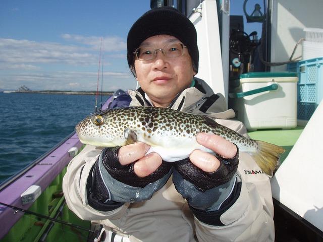 2009.11.18(水) プッリと太った30cm・谷川さん!