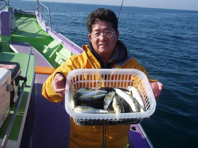 2009.11.23(月) 竿頭・29匹・山内さん!