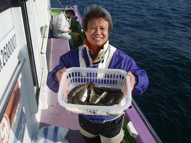 2009.11.26(木) 初挑戦で16匹・前田さん!