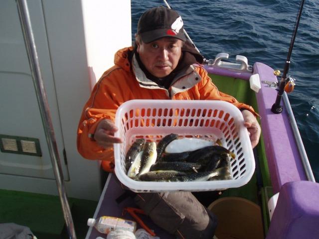 2009.11.28(土) 2番手・19匹・西沢さん!