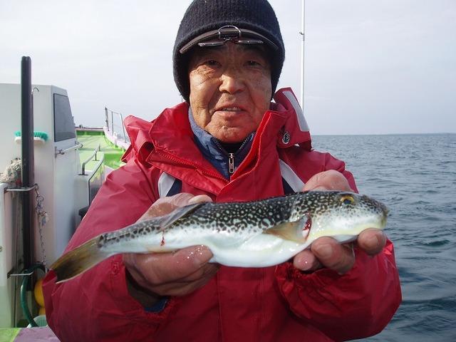 2009.11.29(日) 初挑戦で11匹・持田さん!