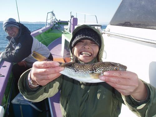 2008.12.7(日) 31cm含む10匹・赤池はぎのさん!