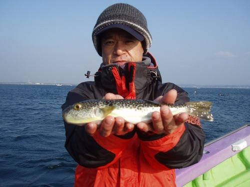 2008.12.13(土) 竿頭・8匹・及川さん!