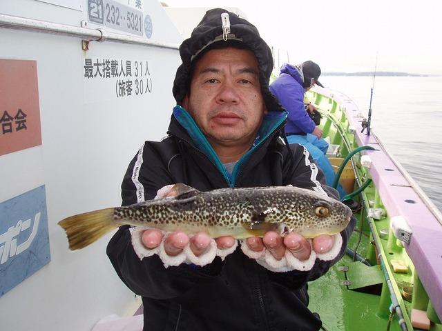 2009.12.15(火) 大型含む11匹・椎根さん!