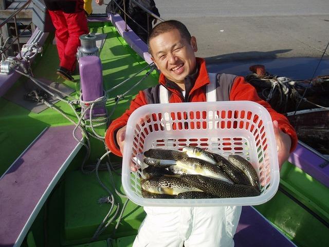 2008.12.21(日) 2番手・13匹・築山さん!