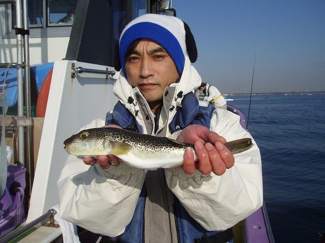 2008.12.29(月) 32cm・田辺さん!