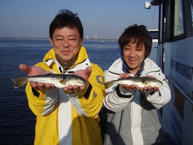 2008.12.30(火) 初挑戦の玉利さんと横山さん!