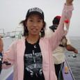 2008.9.6   2番手・栗原千恵さん!