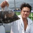2008.9.6   竿頭・92杯・斉藤さん!