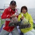 2009.9.30(水) 81杯と95杯・荻原さんご夫妻!