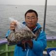 2009.10.5(月) 竿頭・137杯・谷澤さん!