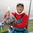 2009.10.17(土) 自己記録更新の152杯・上村さん!