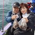 2009.10.31(土) ご夫婦で楽しいイイダコ釣り!