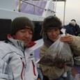2008.11.2(日) 大健闘の竿頭・33杯・佐藤歩さん!