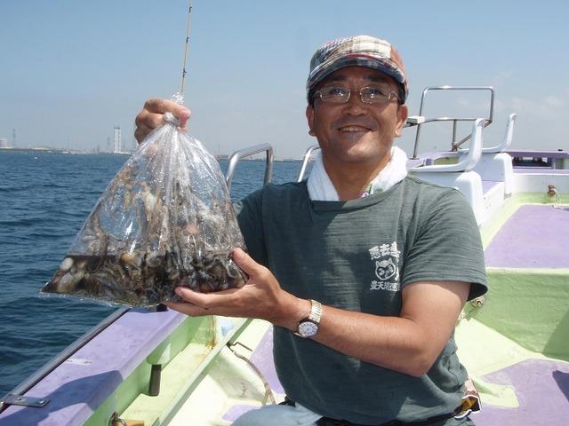 2009.9.5(土) 2番手・109杯・上村さん!