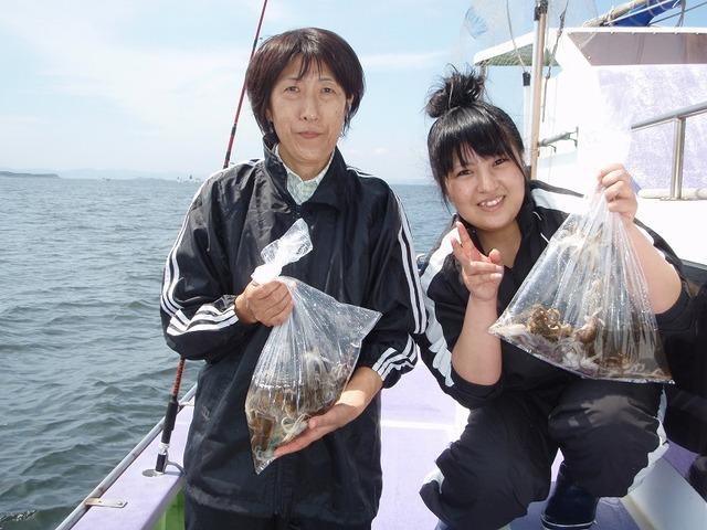 2009.9.7(月) 22杯と33杯・酒巻さん親子!