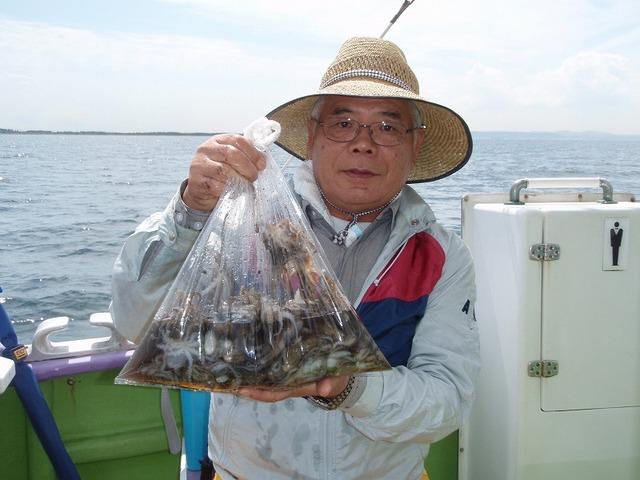 2009.9.11(金) 竿頭・112杯・中村さん!