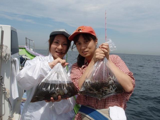 2009.9.11(金) 42杯と34杯・住吉さん親子!