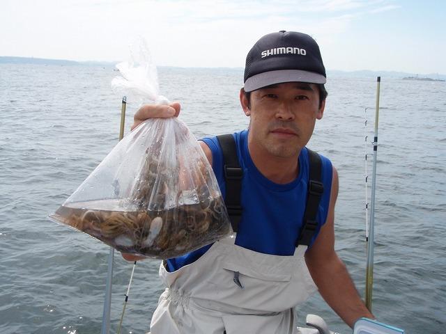 2009.9.13(日) 竿頭・66杯・安田さん!