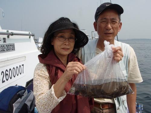2008.9.14   2人で16杯・流山市の渋谷ご夫妻!
