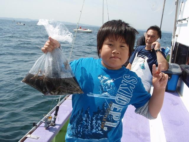 2009.9.14(月) 健闘の36杯・長島雅直くん!