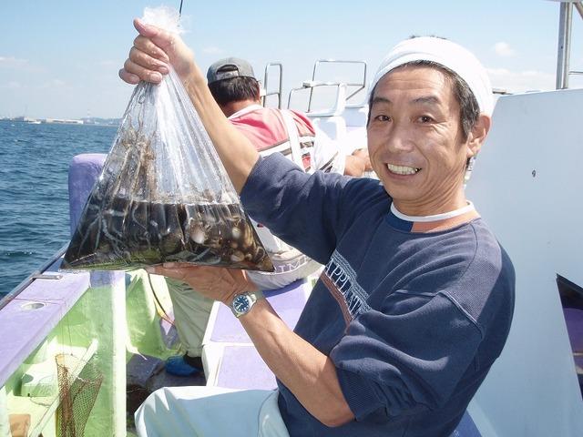 2009.9.16(水) 竿頭・143杯・枝さん!